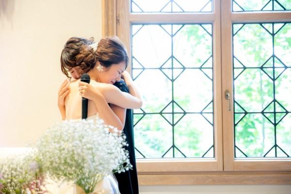 花嫁様と友人