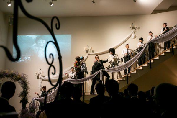 結婚式のラストシーン|ピエトラセレーナ
