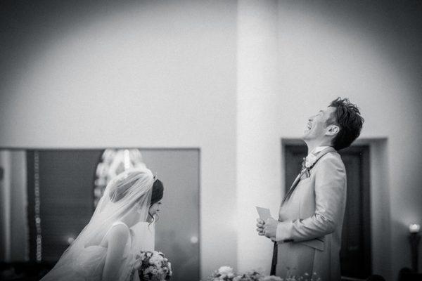新郎新婦の二人|ピエトラセレーナ