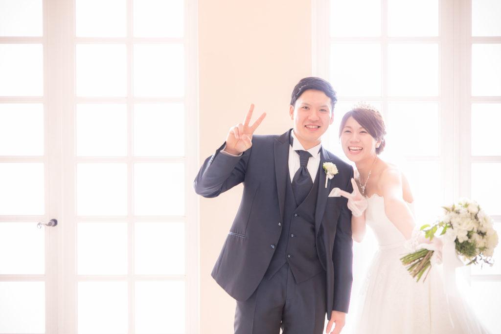 みんなが満足する結婚式を!